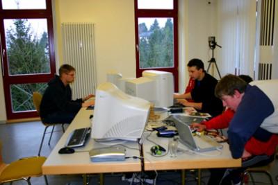 Erstes Jugendprojekt Erstellung einer Webseite