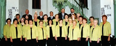 Kirchenchor2007