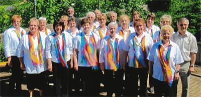 Kirchenchor2014