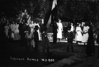 Kirmes1921