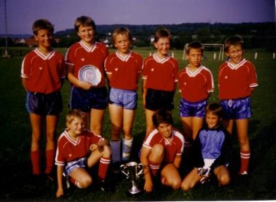 Jugend gewinnt den Pokal