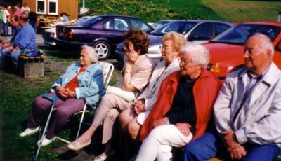 treue Besucher der SG Hohenzell