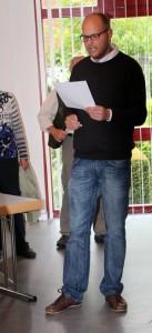Jan Möller ergänzt zum Thema Jugend im Dorf.