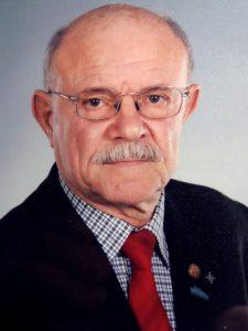 Orstvorsteher Hartmut Jäger